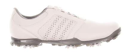 New Womens Golf Shoe Adidas Adipure Tour Medium 9.5 White MSRP $130