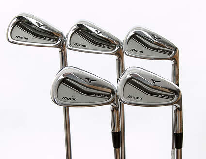 Mizuno MP-54 Iron Set 6-PW Project X Rifle 5.5 Steel 5.5 Right Handed 37.5 in
