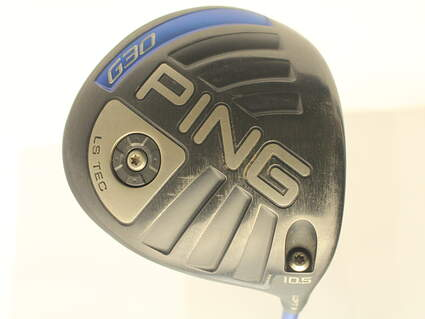 Ping G30 LS Tec Driver 10.5* Ping TFC 419D Regular Right Handed 45.75 in
