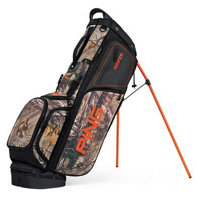 New Ping Hoofer Stand Bag Realtree Camo