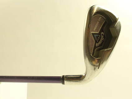 Callaway 2006 Big Bertha Single Iron 8 Iron Apache PM-30i Shaft Graphite Ladies Right Handed 35.75 in