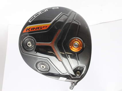Cobra King F7 Driver 9* Fujikura Pro 60 Graphite Regular Right Handed 45.25 in