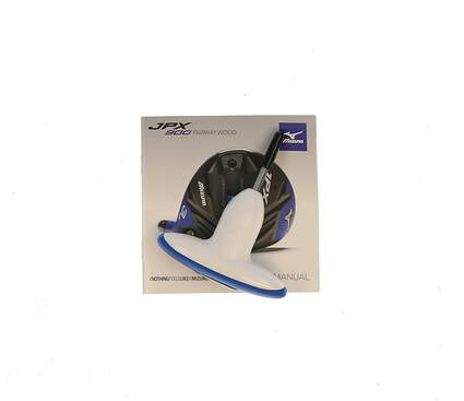 Mizuno JPX 900 Fairway Adjustment Torque Wrench w/ Manual