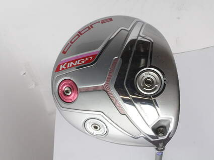Cobra King F7 Ladies Driver 11.5* Fujikura Pro 50 Graphite Ladies Right Handed 44.25 in