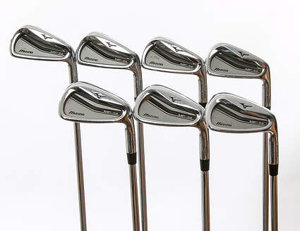 Mizuno MP-54 Iron Set 4-PW Nippon 950GH Steel Stiff Right Handed 38 in