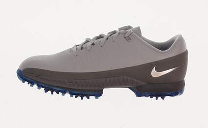 New Mens Golf Shoe Nike Zoom Air Attack 9 Gray/Blue MSRP $165