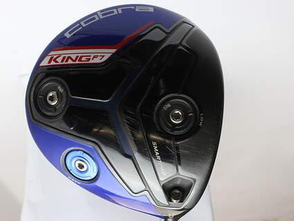 Cobra King F7 Driver 9.5* Fujikura Pro 60 Graphite Stiff Right Handed 45.5 in