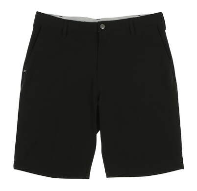 New Mens Adidas Ultimate Golf Shorts Size 34 Black MSRP $65 AE4196