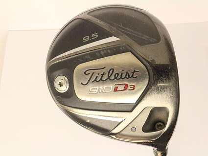 Titleist 910 D3 Driver Mitsubishi Diamana M+ Red 40 Graphite Ladies Right Handed 43 in
