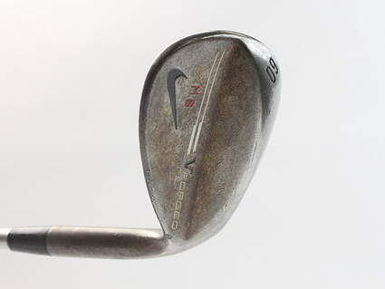 Nike 2013 Victory Red Forged Satin Wedge Lob LW 60* KBS Tour C-Taper 125 Steel Stiff+ Right Handed 34.75 in