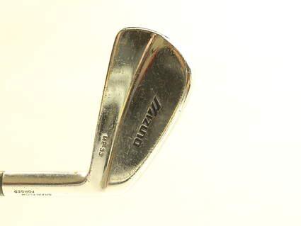 Mizuno MP 33 Single Iron 3 Iron True Temper Dynamic Gold S300 Steel Stiff Right Handed 39 in