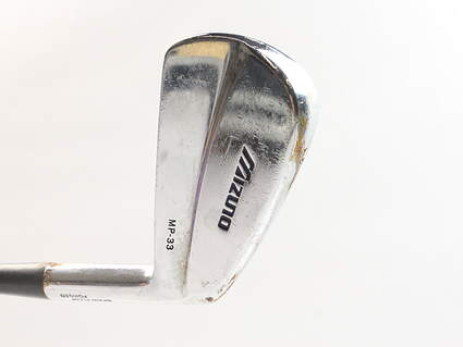 Mizuno MP 33 Single Iron 4 Iron True Temper Dynamic Gold S300 Steel Stiff Right Handed 38.5 in