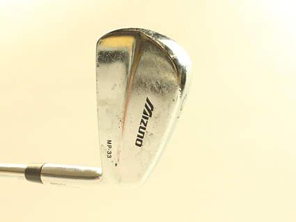 Mizuno MP 33 Single Iron 5 Iron True Temper Dynamic Gold S300 Steel Stiff Right Handed 37.75 in