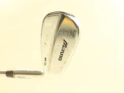 Mizuno MP 33 Single Iron 8 Iron True Temper Dynamic Gold S300 Steel Stiff Right Handed 36.25 in