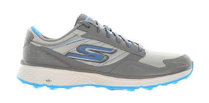 New Mens Golf Shoe Skechers Go Golf Fairway 8.5 Gray MSRP $150