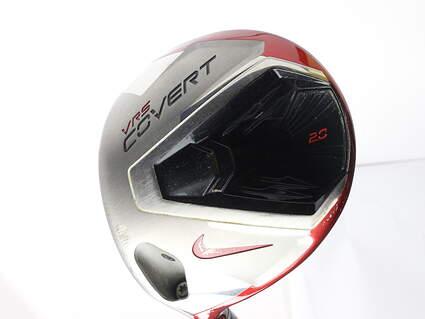 Nike VRS Covert 2.0 Driver 10.5* Mitsubishi Kuro Kage Black 50 Graphite Regular Left Handed 45.5 in