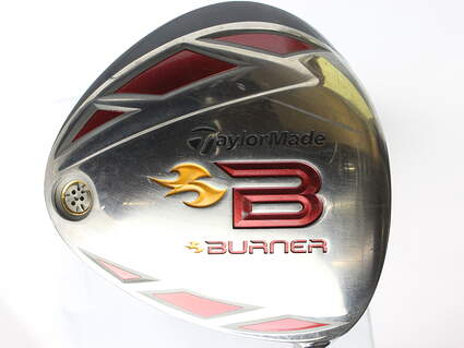 TaylorMade 2009 Burner Driver 10.5* TM Reax Superfast 49 Graphite Senior Right Handed 46 in