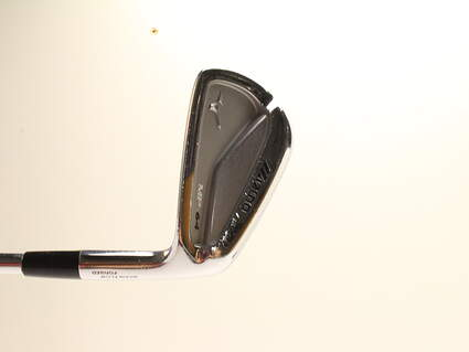 Mizuno MP-64 Single Iron 6 Iron Project X Rifle 5.5 Steel 5.5 Right Handed 37.25 in