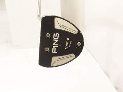 Ping Nome TR Putter Straight Arc Steel Right Handed Black Dot 34 in