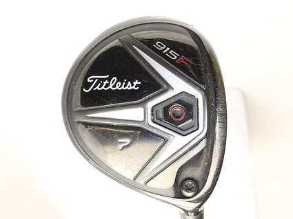 Titleist 915 F Fairway Wood 7 Wood 7W 21* Mitsubishi Diamana M+ Red 50 Graphite Ladies Right Handed 41.5 in