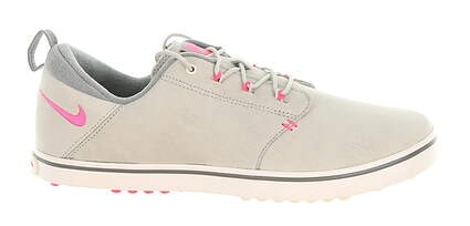 New Womens Golf Shoe Nike Lunaradapt Medium 6.5 Gray MSRP $60