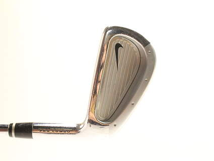 Nike Forged Pro Combo Single Iron 4 Iron Stock Steel Shaft Steel Stiff Right Handed 38.5 in