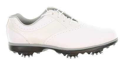 New Womens Golf Shoe Footjoy eMerge Medium 8.5 White MSRP $90