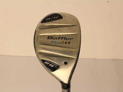 Cobra Baffler Rail H Hybrid 5 Hybrid Cobra Motore Baffler Rail-H Graphite Ladies Right Handed 38 in