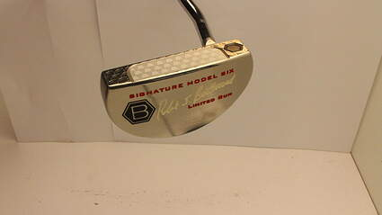Bettinardi 2013 Signature Series Model 6 Putter Steel Right Handed 35 in