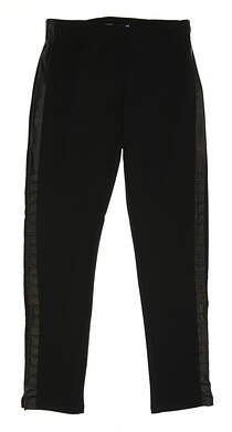 New Womens Jamie Sadock Golf Pants Size 6 Black MSRP $110 72313