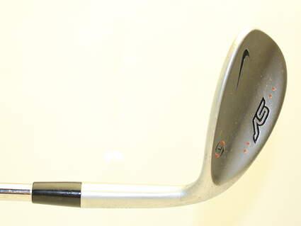 Nike SV Tour Chrome Wedge Sand SW 56* 14 Deg Bounce Stock Steel Shaft Steel Wedge Flex Right Handed 35 in