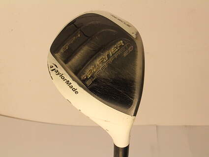TaylorMade Burner Superfast 2.0 Hybrid 5 Hybrid 24* TM Reax 50 Graphite Ladies Right Handed 38.75 in