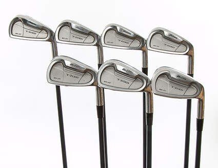 Mizuno MX 20 Iron Set 4-PW Mizuno Exsar Graphite Regular 38 in