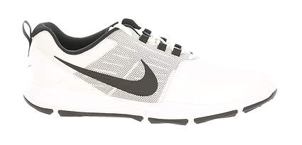 New Mens Golf Shoe Nike Explorer SL Wide 13 White MSRP $85