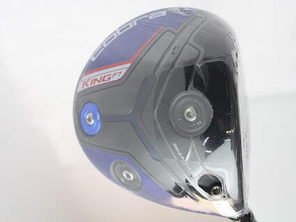 Mint Cobra King F7 Driver 10.5* Fujikura Pro 60 Graphite Stiff Right Handed 45 in