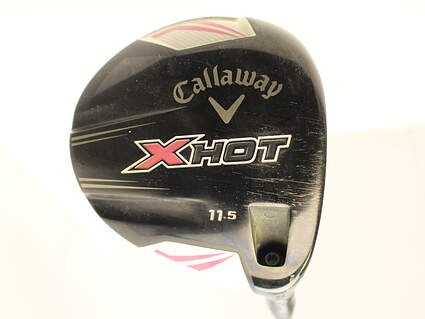 Callaway 2013 X Hot Driver 11.5* Project X Velocity Graphite Ladies Right Handed 45 in