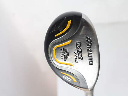 Mizuno MX-700 Hybrid 3 Hybrid 20* Mizuno Exsar FS4 Graphite Regular Right Handed 40.5 in
