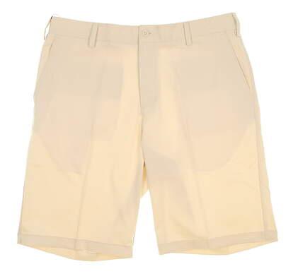 New Mens Adidas Golf Shorts Size 34 Stone MSRP $65 Z77144