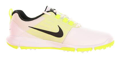 New Mens Golf Shoe Nike Explorer SL 8 White/Green MSRP $85