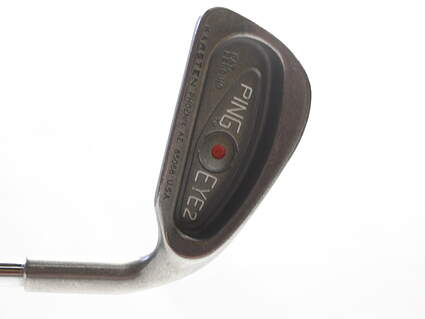 Ping Eye 2 Single Iron 3 Iron Stock Steel Shaft Steel Stiff Right Handed Red dot 38.75 in