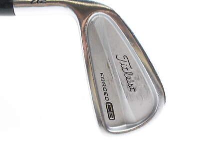 Titleist 712 CB Single Iron 4 Iron FST KBS Tour Steel X-Stiff Left Handed 38.5 in