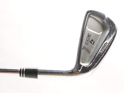 TaylorMade 300 Single Iron 4 Iron Rifle Flighted 6.0 Steel Stiff Right Handed 38.5 in
