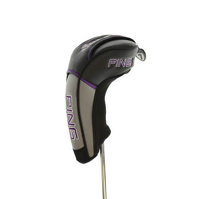 Ping Serene 7 Fairway Wood Ladies Headcover Black/Purple/Grey