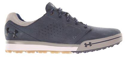 New Mens Golf Shoe Under Armour UA Tempo Hybrid 11.5 Blue MSRP $160