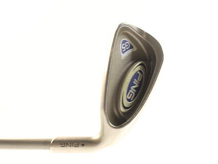Ping G5 Single Iron 8 Iron Ping TFC 100I Graphite Regular Right Handed Black Dot 37.5 in