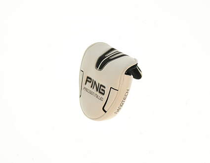Ping Nome Nanotech TR Mallet Putter Headcover White/Black
