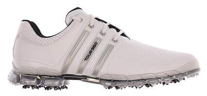 New Mens Golf Shoe Adidas Tour 360 ATV M1 Medium 9.5 White MSRP $220