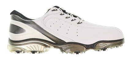 New Mens Golf Shoe Footjoy FJ Sport Medium 13 White MSRP $160