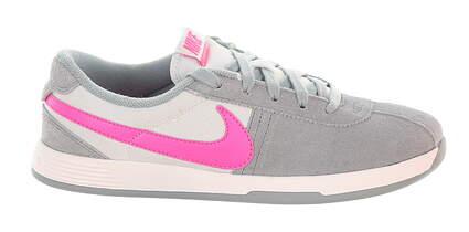 New Womens Golf Shoe Nike Lunar Bruin 6 Gray MSRP $60