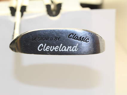 Cleveland Designed By Satin Putter Steel Right Handed 34.5 in